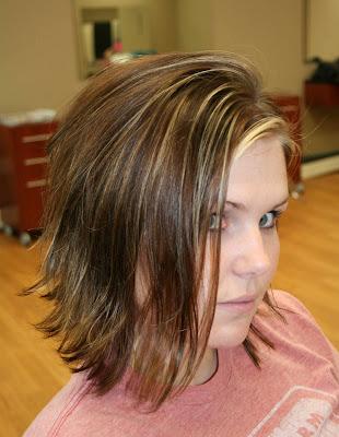 Edgy Razor Cut Bob Hairstyles
