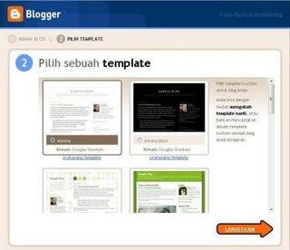 buat blog tahap ke tiga