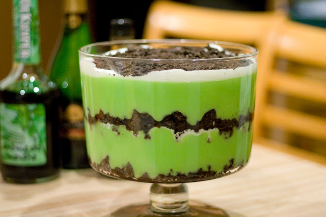 St. Patrick's Day dessert recipes