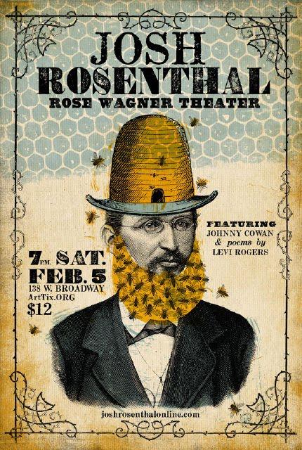 Josh Rosenthal Concert