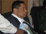LIC. ANTONIO ROSARIO PIMENTEL JEFE DE CAMPAÑA DEL PRD A LA ALCALDIA