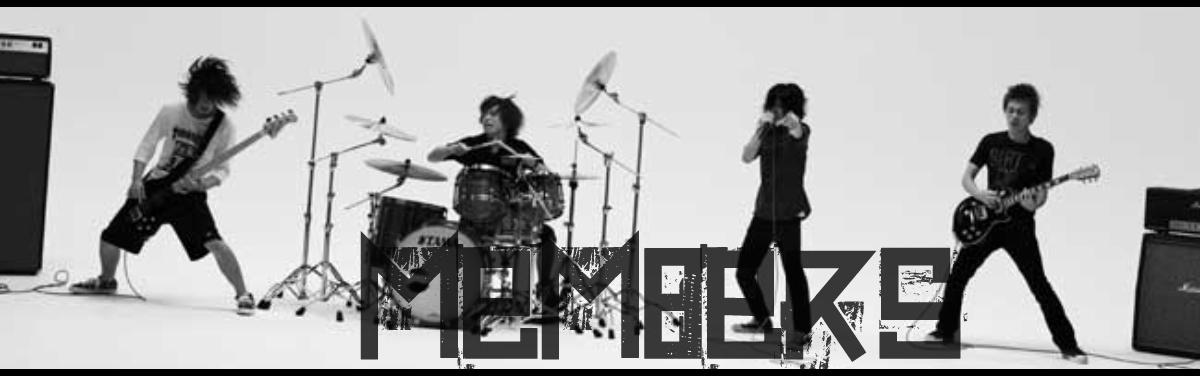 ONE OK ROCK- MEMBERS