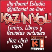 K&#39;az In Vol E-Comics