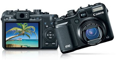 Canon G10 Powershot Compact Digital Camera