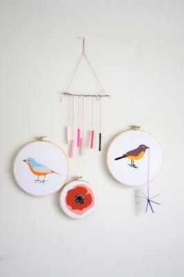 bird hoops