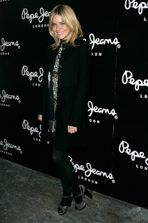 Sienna Miller at Fashion Show for Pepe Jeans