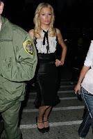 Paris Hilton: The Skank Vote