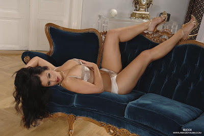 Aria Giovanni is busty as hell