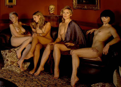 Kim Cattrall Nude At 52 For Art