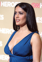 Salma Hayek's Boobs Are All-Stars