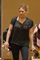 Hilary Duff's Got Nipple-itis