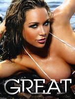 Emily Scott's Sexy Ralph Magazine Pictures