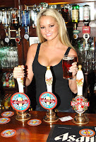 Jennifer Ellison Brings Us Boobs And Beer