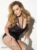 Hilary Duff's Sexy Maxim Outtakes