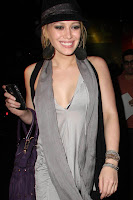 Hilary Duff's Breasts Revealed!!!
