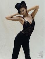 Miranda Kerr Topless In Jalouse