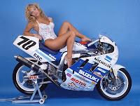 Classic Pamela Anderson Modelling Shoot