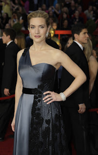 Kate Winslet Wins Oscar for Best Actress