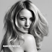 Blake Lively Somewhat Sexy In W Magazine