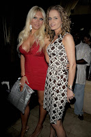 Brooke Hogan Soho Party