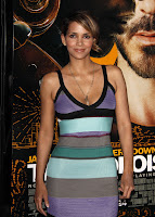 Halle Berry Shows Off Her Tight Mom Body