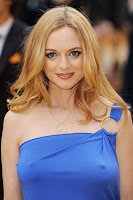 Heather Graham's Nipples Aren't The Only Thing That's Erect