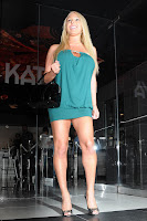Mary Carey Decided To Try On A New Outfit