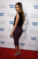 Australian Actress Isabel Lucas In The Spotlight And Bam