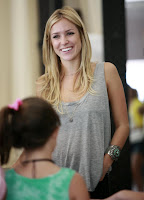 Kristin Cavallari Doing A Little Shopping