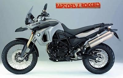 2010 BMW F650GS Motorcycle,BMW