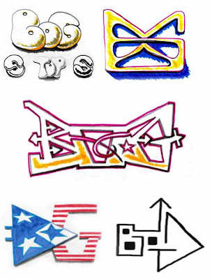 graffiti letters,alphabet graffiti