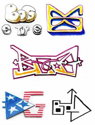 graffiti letters,alphabet graffiti