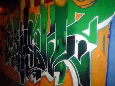 graffiti alphabet,arrow graffiti mural