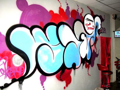 graffiti alphabet,graffiti bubble