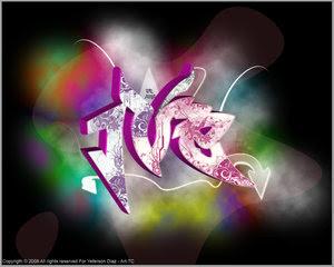 graffiti art,3d graffiti-graffiti alphabet