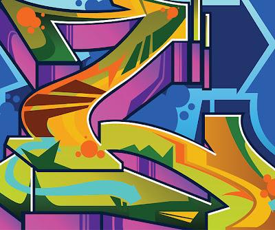 graffiti letters alphabet r. GRAFFITI LETTERS ALPHABET