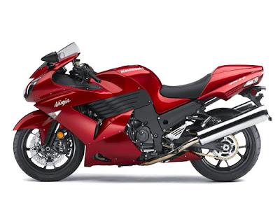 2010 Kawasaki Ninja ZX-14