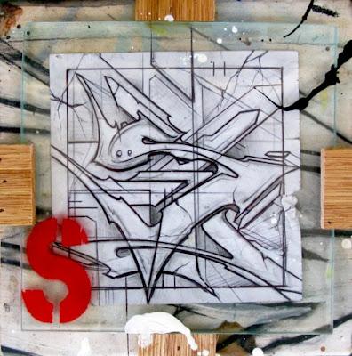 Graffiti Letter S