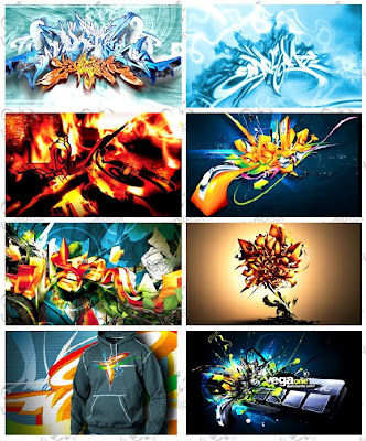 Best Digital 3D Graffiti Art