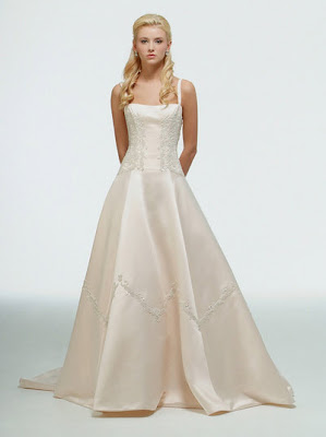 Princess Aurora Disney Wedding Dress
