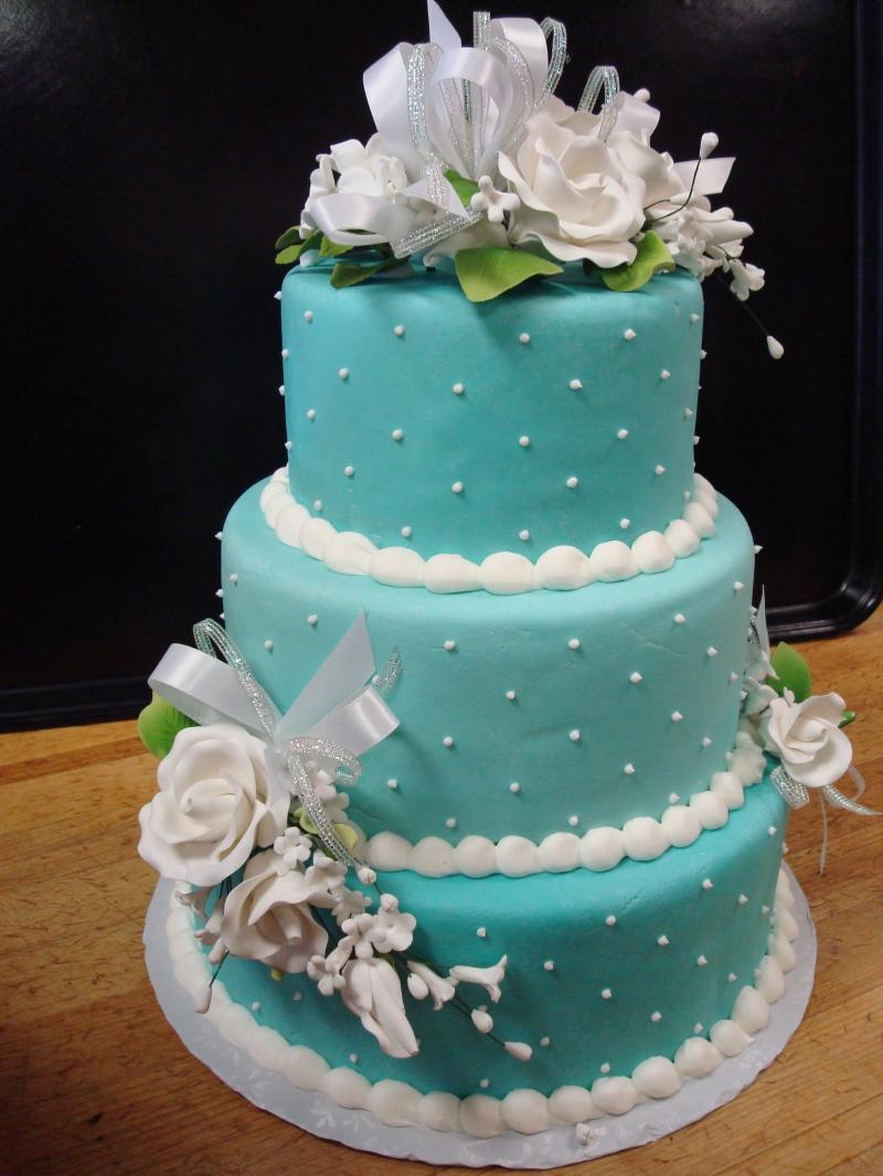 Prices of Wedding Cakes, Hortense B. Hewitt Wedding Accessories, Cake