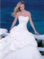beach wedding dresses - beach wedding dresses pictures