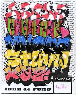 graffiti letters z alphabet. GRAFFITI LETTER ALPHABET