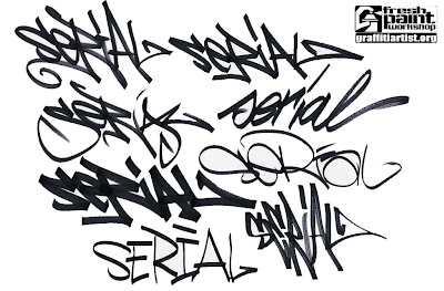 Graffiti Letters, Graffiti Alphabet, Graffiti Sketches