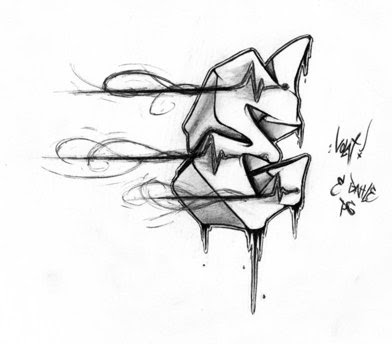 graffiti letters z. 2011 Graffiti Alphabet A to Z