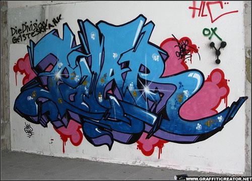Graffiti Scoll Arts Tutorial On How To Draw Graffiti Art