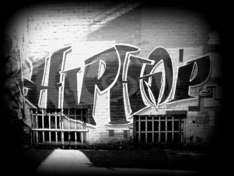 Hip Hop Graffiti Art