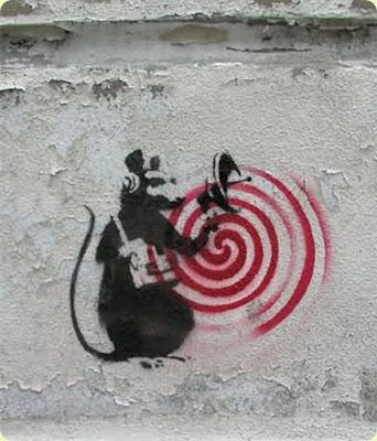 Banksy Graffiti,Banksy