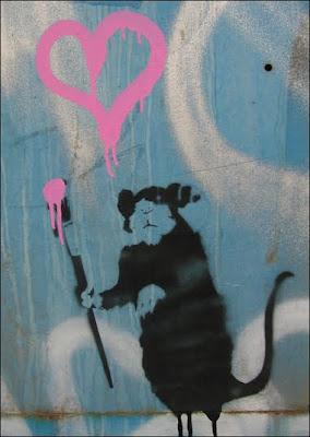 Banksy,Banksy Graffiti