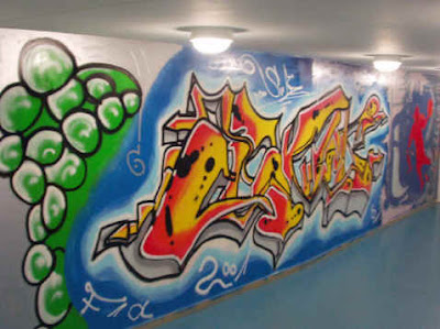 Hip Hop Graffiti,Rap, Rap Graffiti